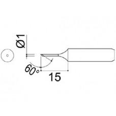 Pákahegy, 1C forma, ónozott felület