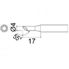 Pákahegy, 4CPRE forma, ónozott felület