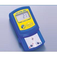 Pákahegy-hőmérő, kalibrálási bizonylattal, FG100B, °C-típus