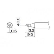 Pákahegy, T13 sorozat, 0,8D forma