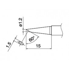 Pákahegy, 1,5BC forma