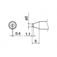 Pákahegy, 2D forma