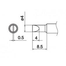 Pákahegy, 4D forma