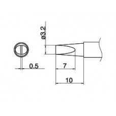 Pákahegy, 3,2DL forma