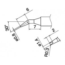Pákahegy, 1,4JD forma