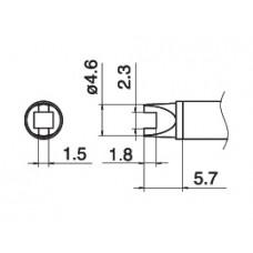 Pákahegy, 2,3R forma