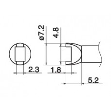 Pákahegy, 4,8R forma