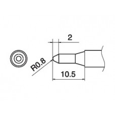 Pákahegy, 0,8SB forma