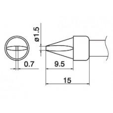 Pákahegy, 1,5XD forma