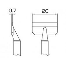Csipeszpáka hegypár, T16 sorozat, 20L SOP