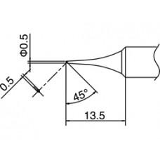 Pákahegy, T18 sorozat, 0,5C forma