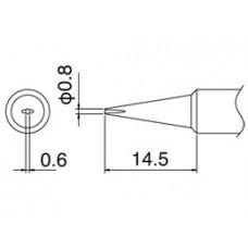 Pákahegy, T18 sorozat, 0,8D forma