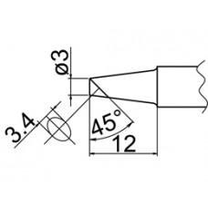 Pákahegy, 3BC forma