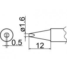 Pákahegy, 1,6D forma