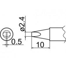 Pákahegy, 2,4D forma