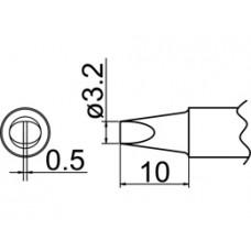 Pákahegy, 3,2D forma