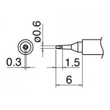 Pákahegy, 0,6D forma