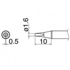 Pákahegy, T31 sorozat, 450°C, 1,6D forma