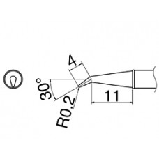 Pákahegy, T31 sorozat, 450°C, 0,2J forma
