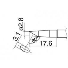 Pákahegy, T31 sorozat, 400°C, 2,8BC forma