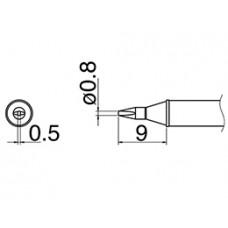 Pákahegy, T31 sorozat, 350°C, 0,8D forma